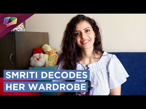 Smriti Kalra Talks About Her Wardrobe Essentials A