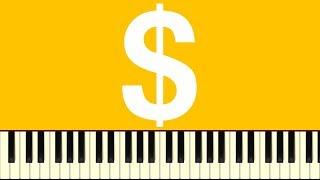 Video THE DEMONETIZED RAG - Piano Tutorial MP3, 3GP, MP4, WEBM, AVI, FLV Juni 2018