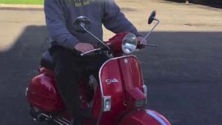 10. Here's Stella - 2005 Stella 2T Scooter Genuine Scooter Company