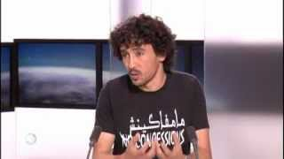 Mohamed Jaite -AMDH Paris- invité du journal de TV5MONDE