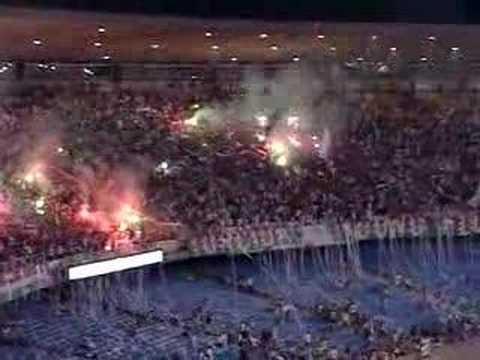 FLUMINENSE FC - Legião Tricolor - Bobinaço. 23/9/07 - Movimento Popular Legião Tricolor - Fluminense
