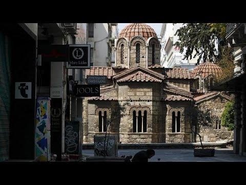 Ελλάδα-COVID-19: 25 νέα κρούσματα – 2.170 συνολικά