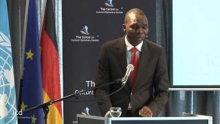 Arthur Gwagwa, Coordinator, International Liaison Office, Zimbabwe Human Rights NGO Forum