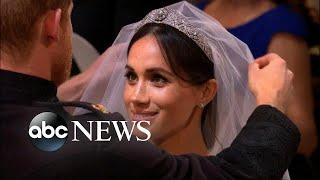 Video How Duchess Meghan made history on her wedding day MP3, 3GP, MP4, WEBM, AVI, FLV Oktober 2018