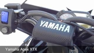 3. Yamaha Apex XTX