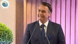 """Pânico na Band - Diz Bolsonaro: O Brasil é """"um país maravilhoso"""" e que o grande problema """"é a nossa classe política""""."""