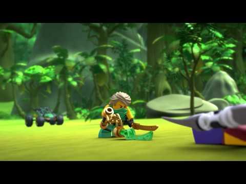 """Конструктор LEGO Ninjago 70755 """"Тропический багги зеленого ниндзя"""""""
