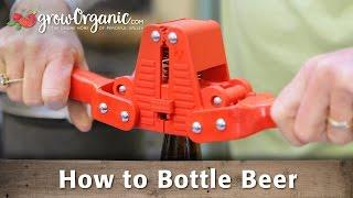 How to Bottle Beer