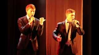 The Timeless Tenors - Me and My Shadow