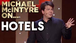 Video Compilation Of Michael's Best Jokes About Hotels | Michael McIntyre MP3, 3GP, MP4, WEBM, AVI, FLV Agustus 2019