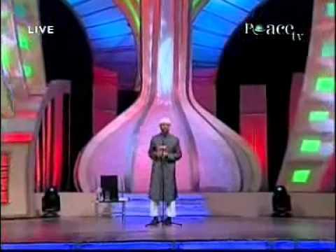 Urdu Peace Conference 2010 – Dr. Zakir Naik – Aalami Bhaichara [14-14]