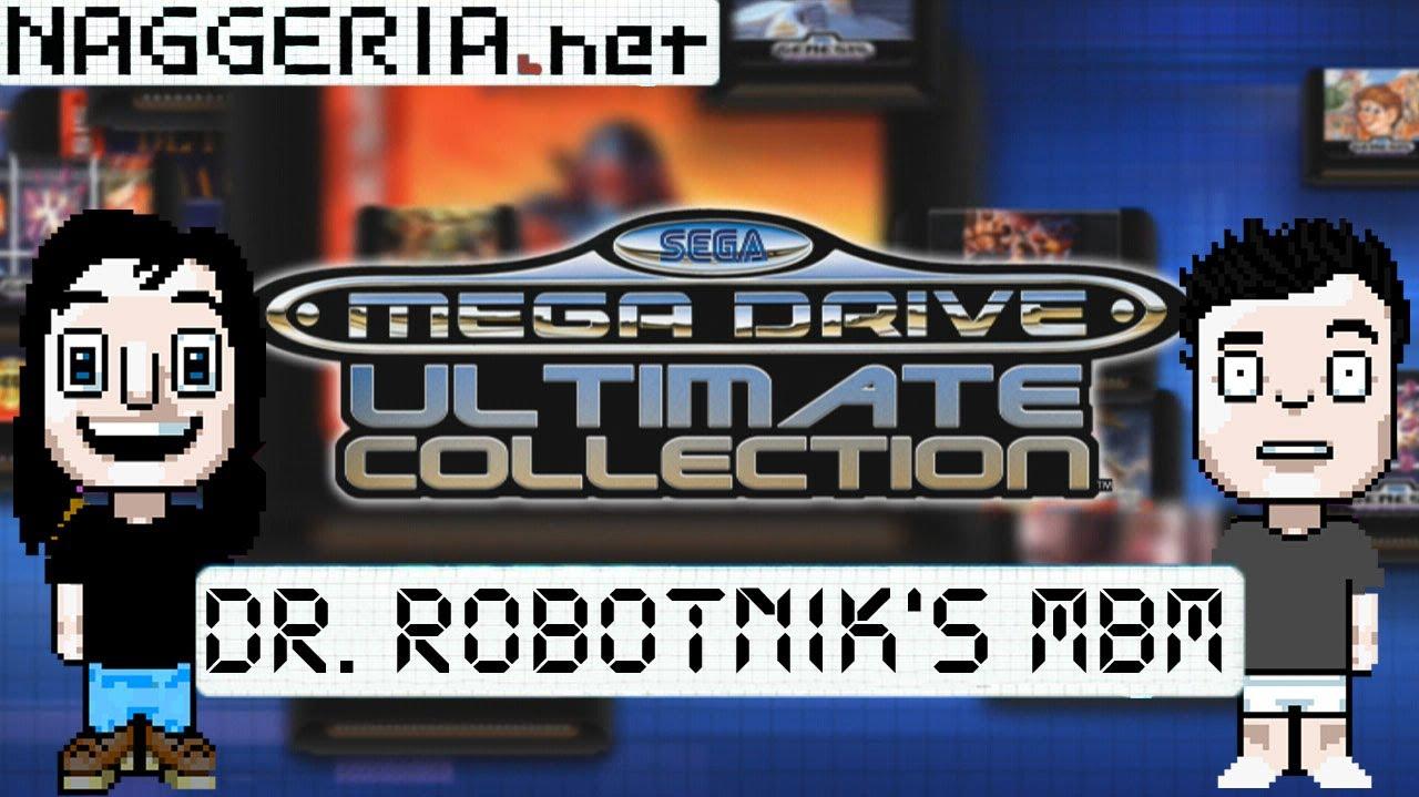 Spiele-Ma-Mo: Dr. Robotnik's MBM (Sega Mega Drive Ultimate Collection – Xbox 360)