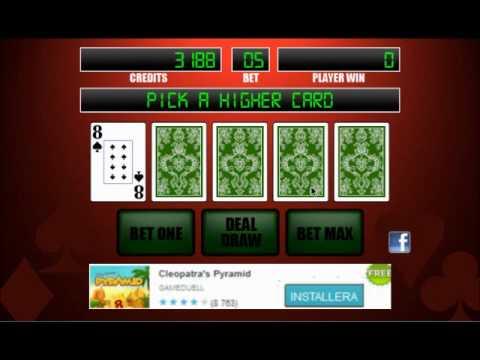 Video of PokerMachine LITE