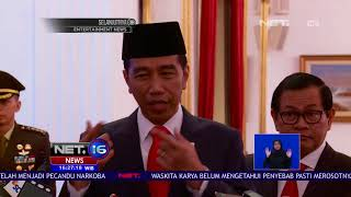 Video Teror Novel Baswedan, Presiden Jokowi Tagih Janji Polri - NET 16 MP3, 3GP, MP4, WEBM, AVI, FLV September 2018