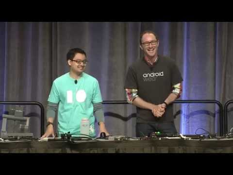 Google I/O 2014 - Android Wear: The developer's perspective
