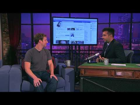 Марк Цукерберг - история молодого миллиардера