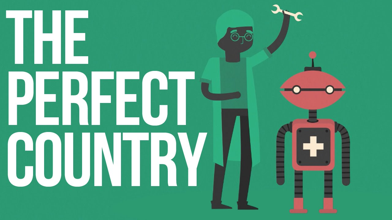 The Perfect Country (The School of Life)