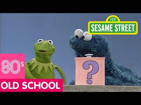 Kermit and Cookie Monster try to find out