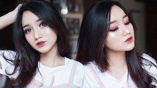 Video Easy Cranberry Makeup Tutorial || Tarteist Pro Palette [ENG SUB] MP3, 3GP, MP4, WEBM, AVI, FLV Oktober 2018