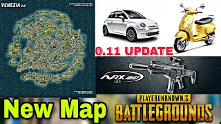 PUBG New Map Venezia 2.0 ! Release Date, Weapons, Vehicles, Underwater Pistol & Many more