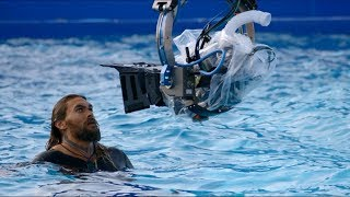Aquaman     Behind The Scenes     Now Playing In Theaters