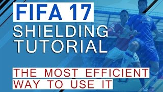 We show you the most efficient use of the new shielding function / shield dribble in FIFA 17 in this tutorial.▼Click here for additional information! :-)The protect the ball feature of earlier FIFA versions was reworked and is now implemented as a new shielding function. We show serveral situations, how to use the shield dribble most efficiently, secure ball possession, distribute the ball and create chances.Also checkout our other tutorial videos about FIFA 17:https://www.youtube.com/playlist?list=PLsmsVY17ANMz_Lsac5truk0XnAm94gsB_FIFA 17 Fake Throw-ins: https://www.youtube.com/watch?v=hHY-QpNkkRQ• FIFA 17 GuideThis video is going to be a part of a huge FIFA 17 guide. If you are interested in more information on that, check out our Patreon campaign: https://goo.gl/ApPkDiWe are going to provide more information within the next weeks and keep you updated on the progress!• Pre-order FIFA 17 and support bPartGaming for free!http://goo.gl/Zq88qgThanks!• Social MediaFacebook: http://bit.ly/bPG-FacebookTwitter: http://bit.ly/bPG-TwitterGoogle+: http://bit.ly/bPG-Googleplus