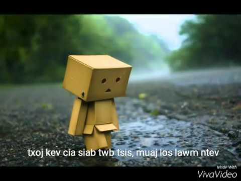 Mus ntsiag to Instrumental w/ lyrics Kub Qav Kaws (видео)