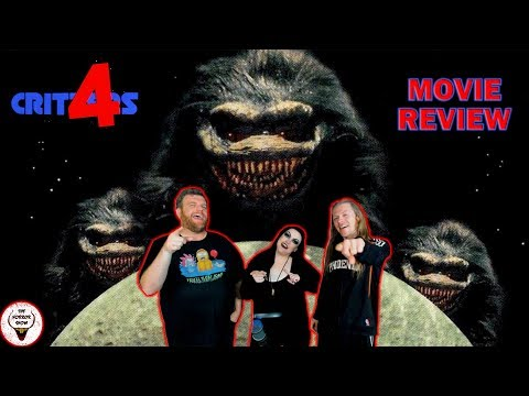 """""""Critters 4"""" 1992 Movie Review - The Horror Show"""