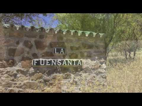 Das Erholungsgebiet von La Fuensanta (Área recreativa de La Fuensanta), El Burgo (Einzigartiger Ecken)