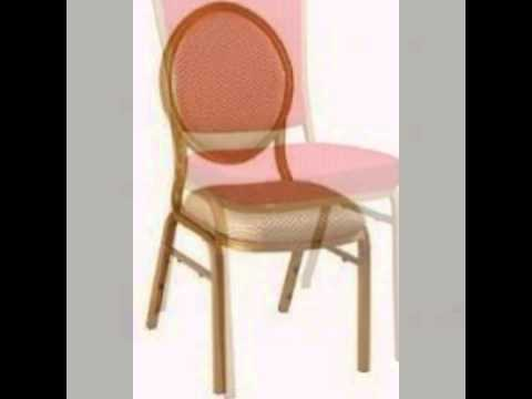 Casa Hotel Supplies – Aluminium Banquet Chairs