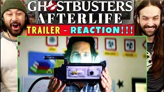 GHOSTBUSTERS: AFTERLIFE | TRAILER - REACTION!!! by The Reel Rejects