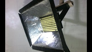 Video Cara Membuat Lampu Sorot LED - How to make LED Flood Light MP3, 3GP, MP4, WEBM, AVI, FLV September 2018