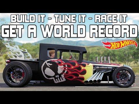 Forza Horizon 3 - EPIC 1500HP BONESHAKER World Record - BUILD AND TUNE