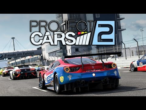 Project CARS 2 | GT3 Race | Ferrari 488 GT3 @ Nürburgring GP