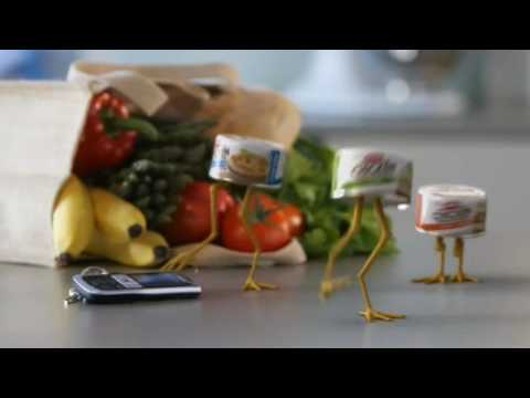 Heinz chicken - 3D Animated TV commercial