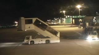 Stewardess auf Schwäbisch - Lustige Durchsage