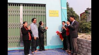 Khánh thành bàn giao nhà cho hộ nghèo tại phường Phương Nam