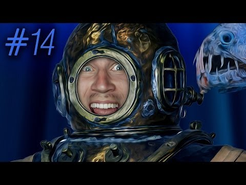 DEEP SEE FISHIN'  – Beyond: Two Souls – Gameplay, Walkthrough – Part 14