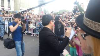 PSY in Moscow