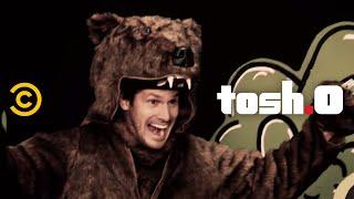 Tosh.0 – Web Redemption – Bear Attack Survivor