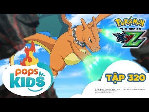 Pokémon Tập 320 - Băng Ánh Lửa tập kích! - Hoạt Hình Pokémon Tiếng Việt S19 XYZ - Thời lượng: 21:33.