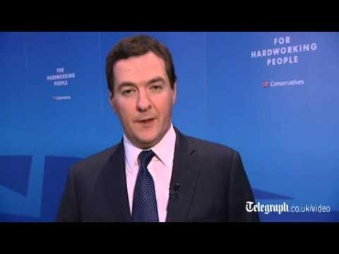 Osborne: Jobless to work for dole money