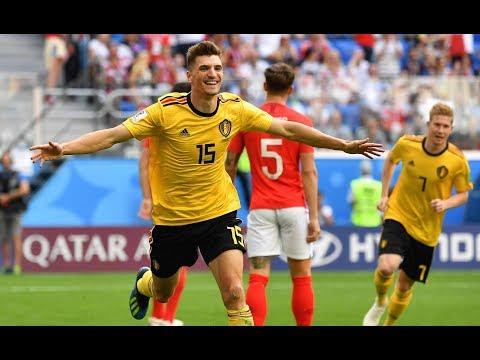 Fußball-WM 2018: BELGIEN WM-DRITTER - 2:0 gegen schwa ...