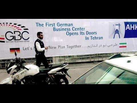 Iran-Handel: So will Europa amerikanische Sanktionen  ...
