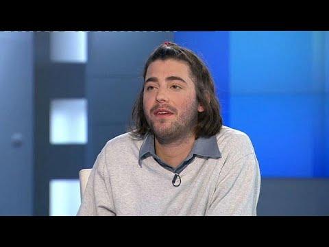 ESC-Sieger Salvador Sobral: 1. Interview nach Herztrans ...