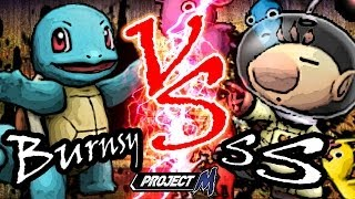 Hype Squirtle vs Olimar set! Super close games