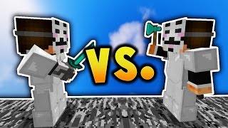 HACKER VS HACKER DUEL! - Minecraft Catching Hackers Trolling!