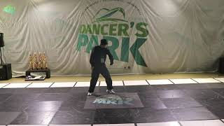 Tutat – DANCER'S PARK VOL.1 POPPIN/ANIMATION JUDGE SHOW