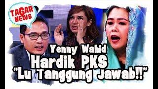 Video Yenny Wahid Hardik PKS Kalian yang Mulai Isu SARA, Tanggung Jawab! MP3, 3GP, MP4, WEBM, AVI, FLV Agustus 2018