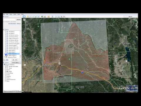 Idaho Earthquakes Gods SIgn Satan is Coming. Illuminati Freemason Symbolism.